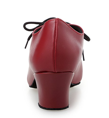 TDA - Ballroom donna Black/Red