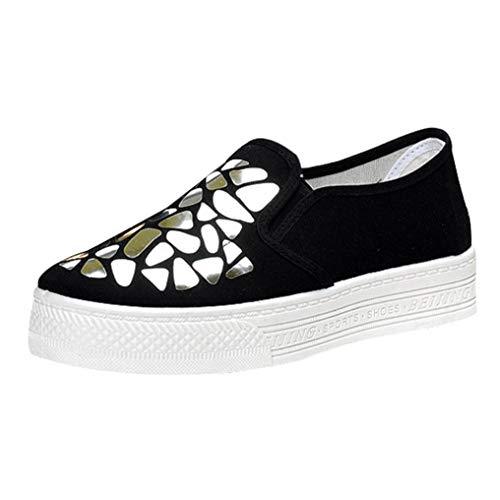Scarpe moda da donna,hot sale║sonnena scarpe sportive casuali scarpe con paillettes da donna scarpe sportive per il tempo libero scarpe basse di tela scarpa da camminata leggera