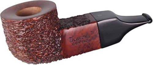 Talamona Pfeife Reverse Calabash Rustic / 9 mm