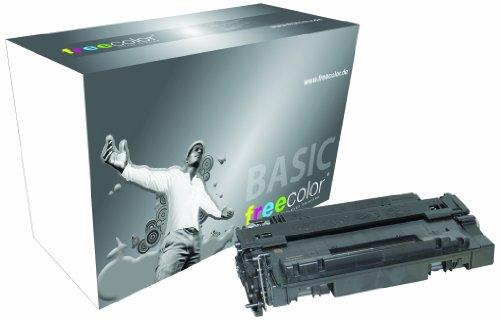 Preisvergleich Produktbild Freecolor Basic Toner für LaserJet P3015 Premium, 12500 Seiten, passend zu HP CE255X, schwarz