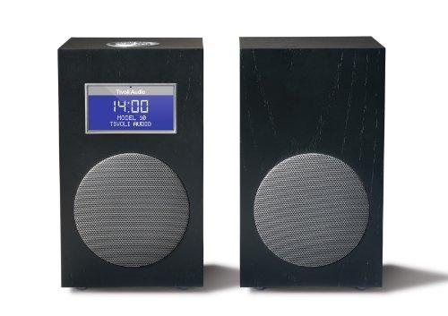 Tivoli M10-1095-EU Model 10 UKW/MW Stereo Wecker Radio System schwarz