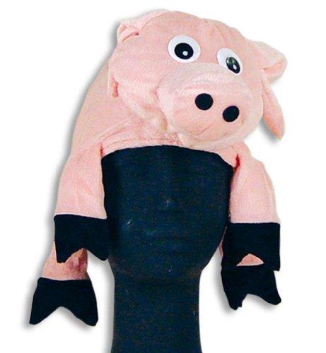Schweine-Hut Tierkostüm Schwein 38405