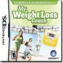 Ubi Soft My Weight Loss Coach (Nintendo DS) Lernhilfe für Nintendo DS für Jedermann