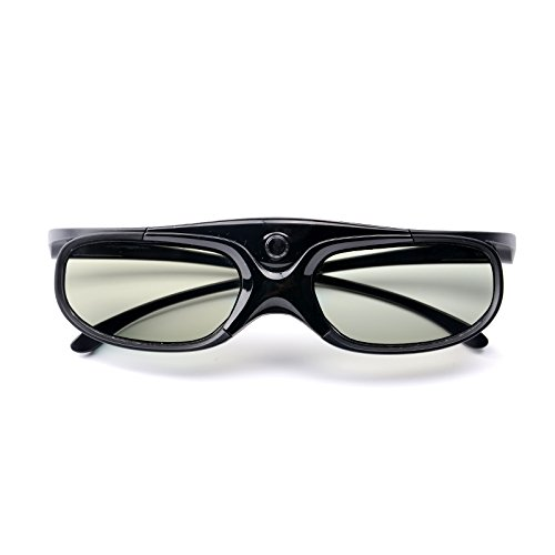 Nec-mitsubishi Lcd (XGIMI DLP 3D BrilleAktiv Shutter DLP Link Wiederaufladbar 3D Glasses Active Full HD 1080P für Xgimi/Sony/Panasonic/Hitachi/Philips/Optoma/Dell)