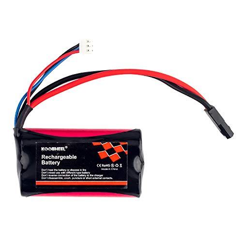 KOOWHEEL 7,2 V 1500 mAh batteria per 1518 RC auto batteria