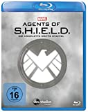 Marvel's Agents of S.H.I.E.L.D. - Staffel 3 [Blu-ray]