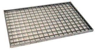 Format 4001990110058-Gitterrost 800x 400mm, o.z.mw 30/30. h 20.