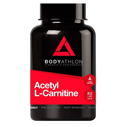 Acetil L-Carnitina - 90 comprimidos. 1000 mg