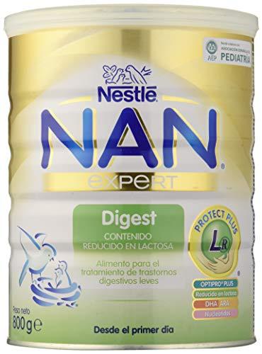 NAN Digest, Leche continuación bebé - 800 gr