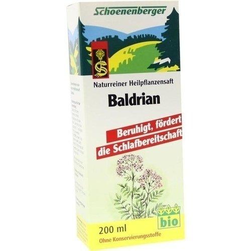 Baldriansaft Schoenenberger 200 ml
