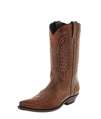 Mayura Boots Stiefel MB017 Braun Cowboystiefel Westernstiefel