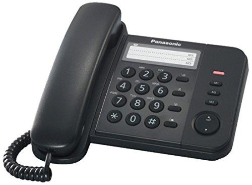 Panasonic Schnurgebundenes Telefon KX-TS520GB im Test