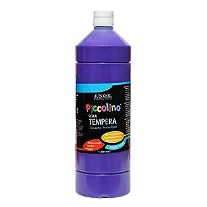 Piccolino Ready Mix Schultempera - Pintura (1000 ml), Color Violeta