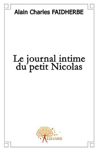 Alain Nicolas - Le journal intime du petit