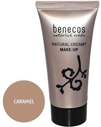Benecos Base De Maquillaje En Crema Caramel 30Ml