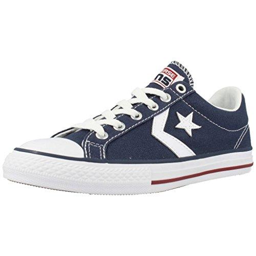 Converse Sp Ev Canvas Ox 290360-31-10 Unisex - Kinder Sneaker Blue