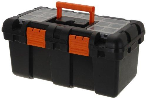 Werkzeugkiste Werkzeugkoffer Werkzeugkasten Werkzeugbox 50x25x23,5 cm