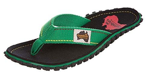 Gumbies Islander Sandale Rasta