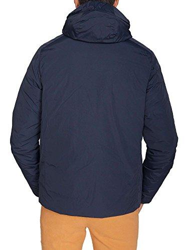CIESSE PIUMINI - CIESSE PIUMINI uomo piumino reversibile nero bordeaux HENRY 901RXP - 25155 Liger blue