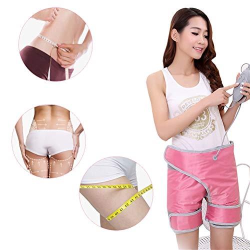 Elektrische Gewichtsabnahme Fettverbrennung Abnehmen Beine Instrument Detox Heizung Sauna Hosen Dünne Gesäß Dünner Gürtel -