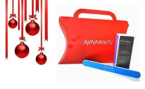 a-viva-shiny-nail-kit-includemagic-4way-nail-buffer-eco-nail-file-red-box-by-aviva