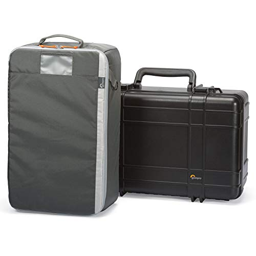 Hardside Business Cases (Lowepro Hardside 400 Photo Hartschalenkoffer, schwarz)