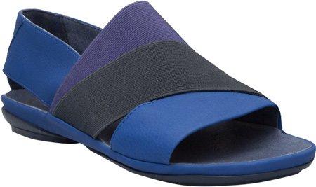 Camper Right K200142-004 Sandales Femme Bleu