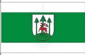 Königsbanner Kleinflagge Höringen - 40 x 60cm - Flagge und Fahne