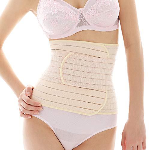 Mammy Village Abdominal Belt, C Section Recovery Belt, Post Pregnancy Belly Belt-M