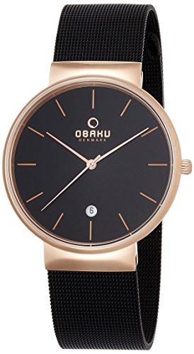 Obaku V153GDVBMB Reloj De Hombre