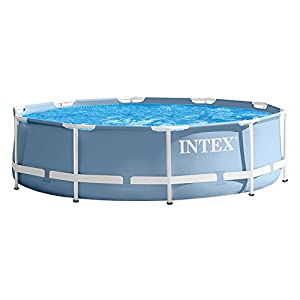 Intex – Piscina desmontable Intex prisma frame 366×76 cm – 6.503 l – 28710NP