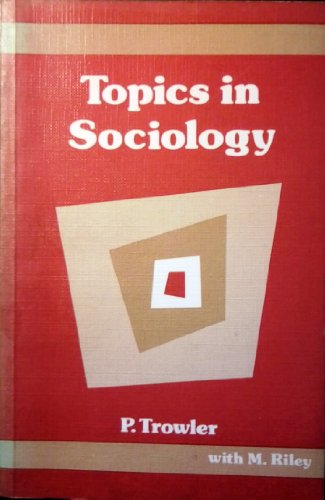 Topics in Sociology