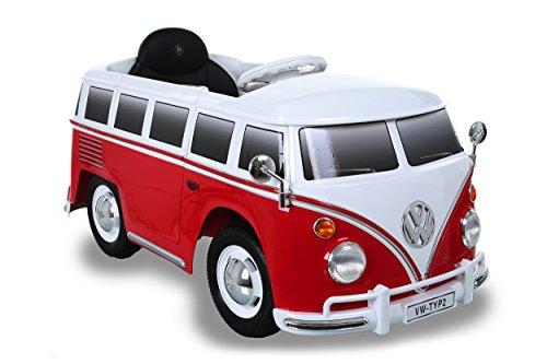 12V VW BULLI MINIBUS Kinder Elektro Auto