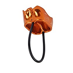 Generic Mountaineering Climbing ATC Belay Rappel Device 25KN or 2500kg Gold