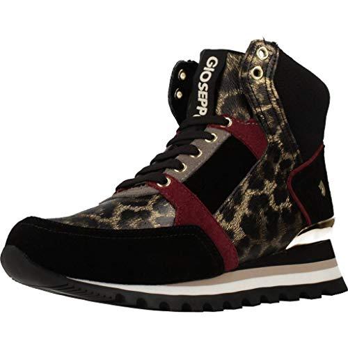 Gioseppo STRASSEN, Zapatillas para Mujer, Leopardo, 38 EU