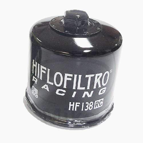 OELFILTER HIFLO RACING 2 Stück HF138RC Aprilia RSV4 1000 RKB01