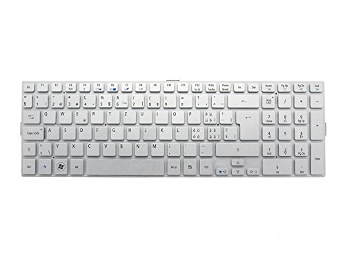 Laptop-abdeckungen Für Acer Aspire (Tastatur, Schweiz (CH) - ohne Abdeckung für Acer Aspire 5950 Serie)