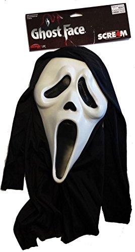 y Spoof Film lizenziert Halloween Maske (Scary Movie Ghost Maske)