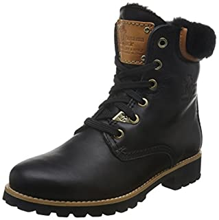 Panama Jack Damen Panama 03 Igloo Travelling Stiefeletten, Schwarz, 41 EU (B07486KP6L) | Amazon price tracker / tracking, Amazon price history charts, Amazon price watches, Amazon price drop alerts