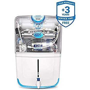 0a9cff2fa83 Kent Prime TC- Ro Water Purifier - White  Amazon.in  Home   Kitchen