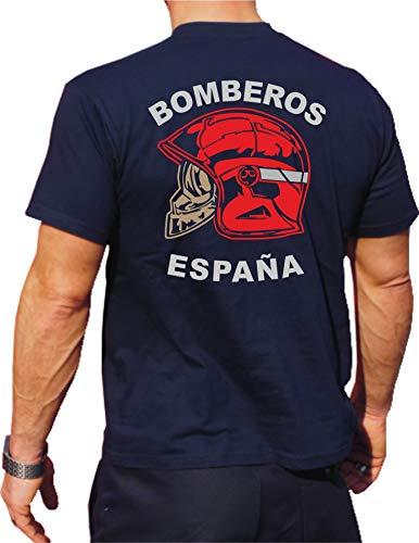 Camiseta Bomberos España
