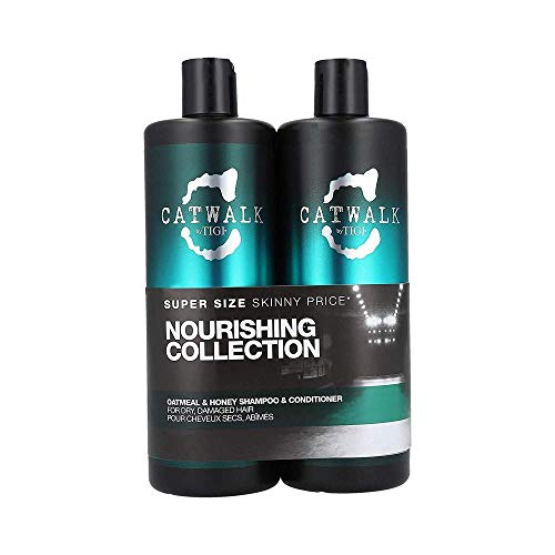 Tigi Catwalk Nourishing Collection Duo Kit Shampoo E Condizionatore - 1500 ml