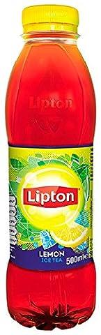 Lipton Ice Tea Lemon 12 x 500ml