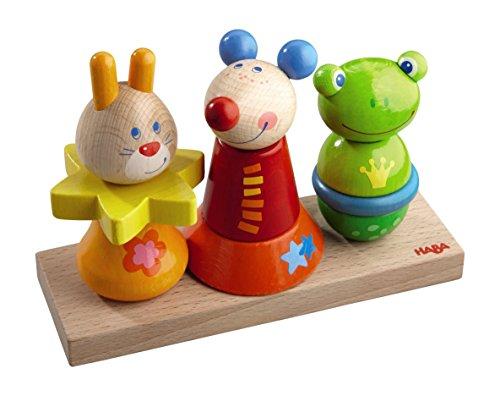 HABA Steckspiel Tiergarten [Spielzeug] [Spielzeug] [Spielzeug]