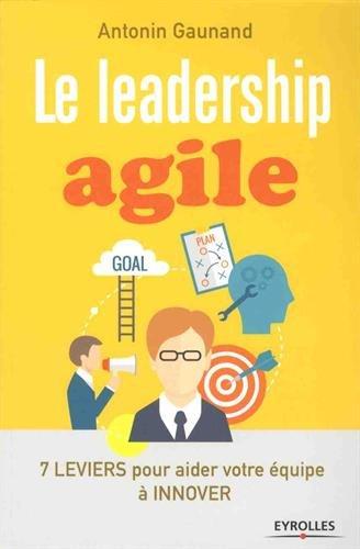 Le leadership agile: 7 leviers pour aider vos équipes à innover par Antonin Gaunand