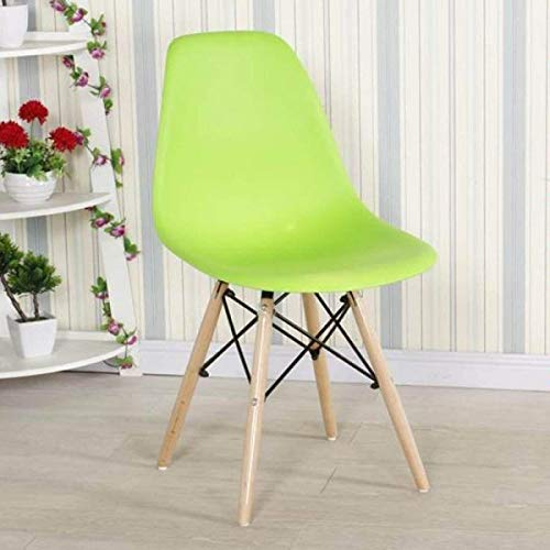 Yisaesa Chaise Pliante Design Moderne Chaise de Bureau pour Loisir, H-40 * 45 * 85cm (coloré : F, Taille : 40 * 45 * 85cm)
