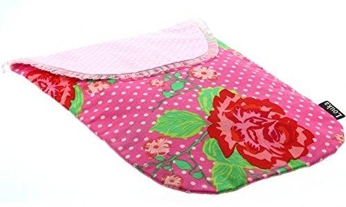 Preisvergleich Produktbild Louka Wickeltasche-Windeltasche Windeletui Kleine Wickeltasche für unterwegs aus Stoff