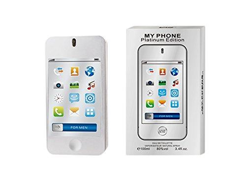 Louis Blanc My Phone Unique Platinum Eau de toilette 100 ml