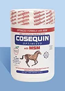 Nutramax Cosequin Equine Optimized with MSM, 1400 Gram Container Jardin, Pelouse, Entretien