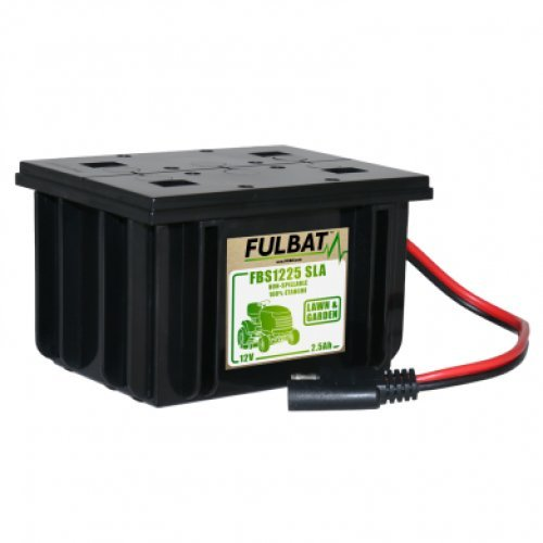 Batterie démarrage motoculture bs1225 12v 2.5ah